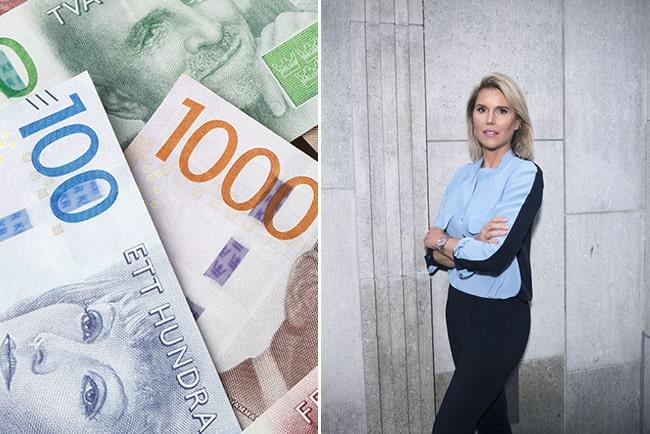 Svenska pengar och Lendifys Erika Eliasson