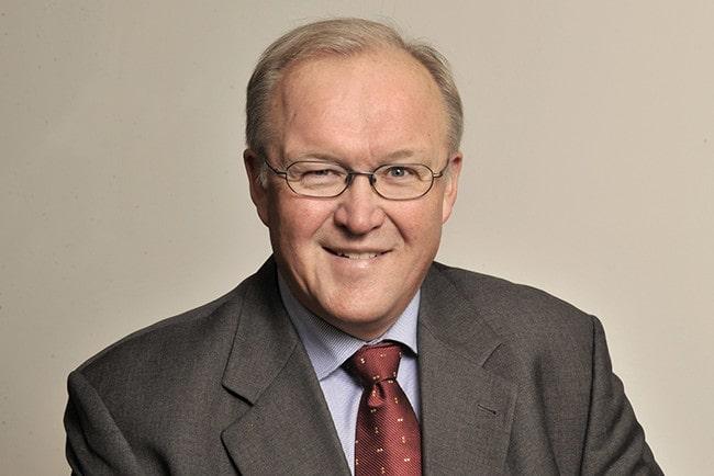 Göran Persson tidigare Sveriges statsminister